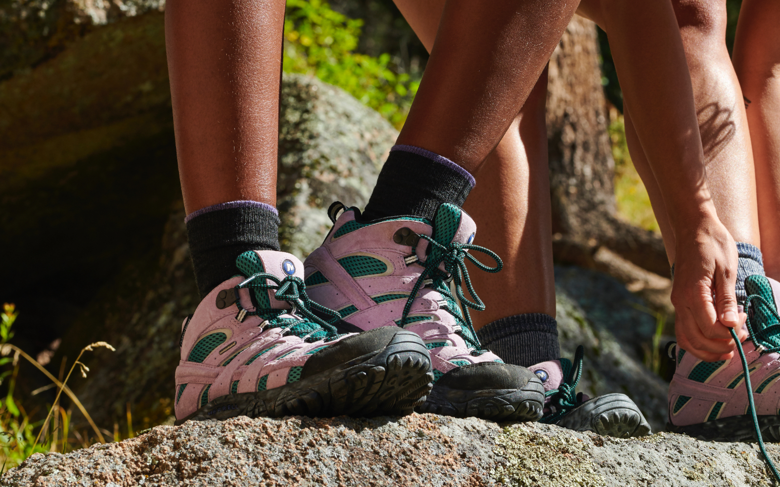 Color of Its Best-selling Hiking Boot