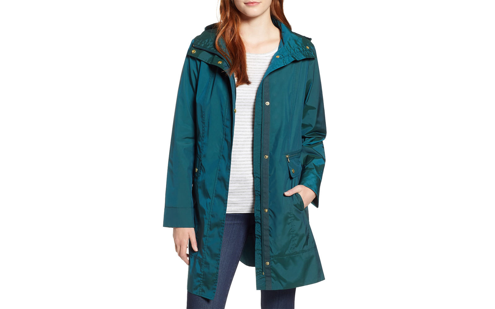 14 Best Women's Rain Jackets, According to Customers