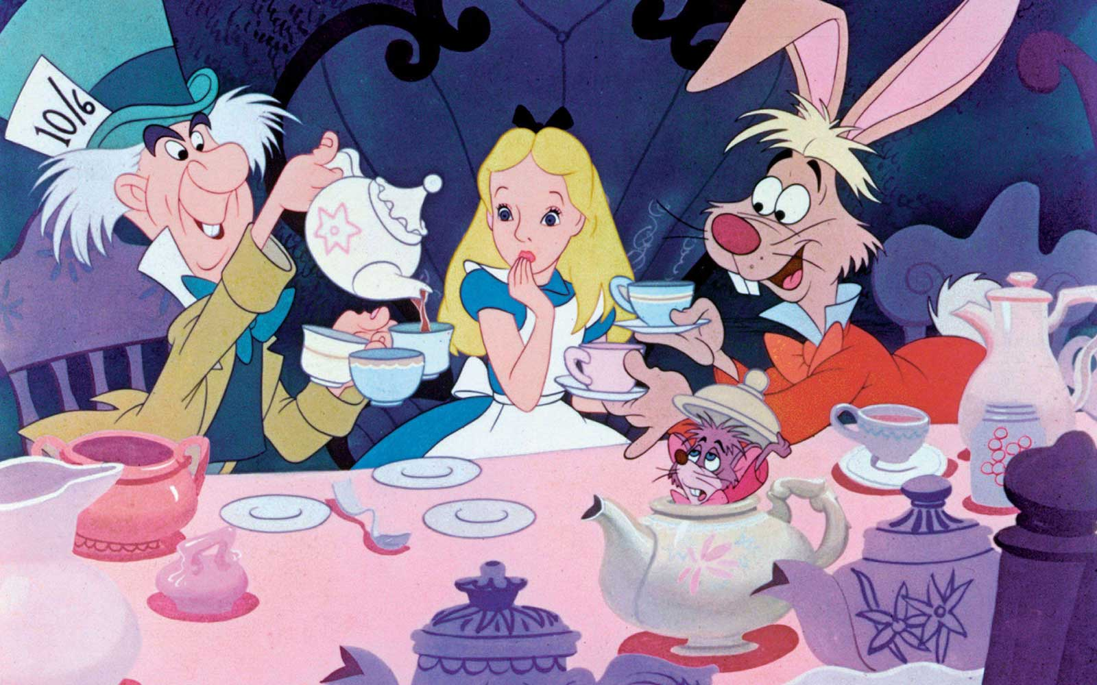 An Alice In Wonderland Themed Gin Tea Party Is Coming To Nyc Travel Leisure
