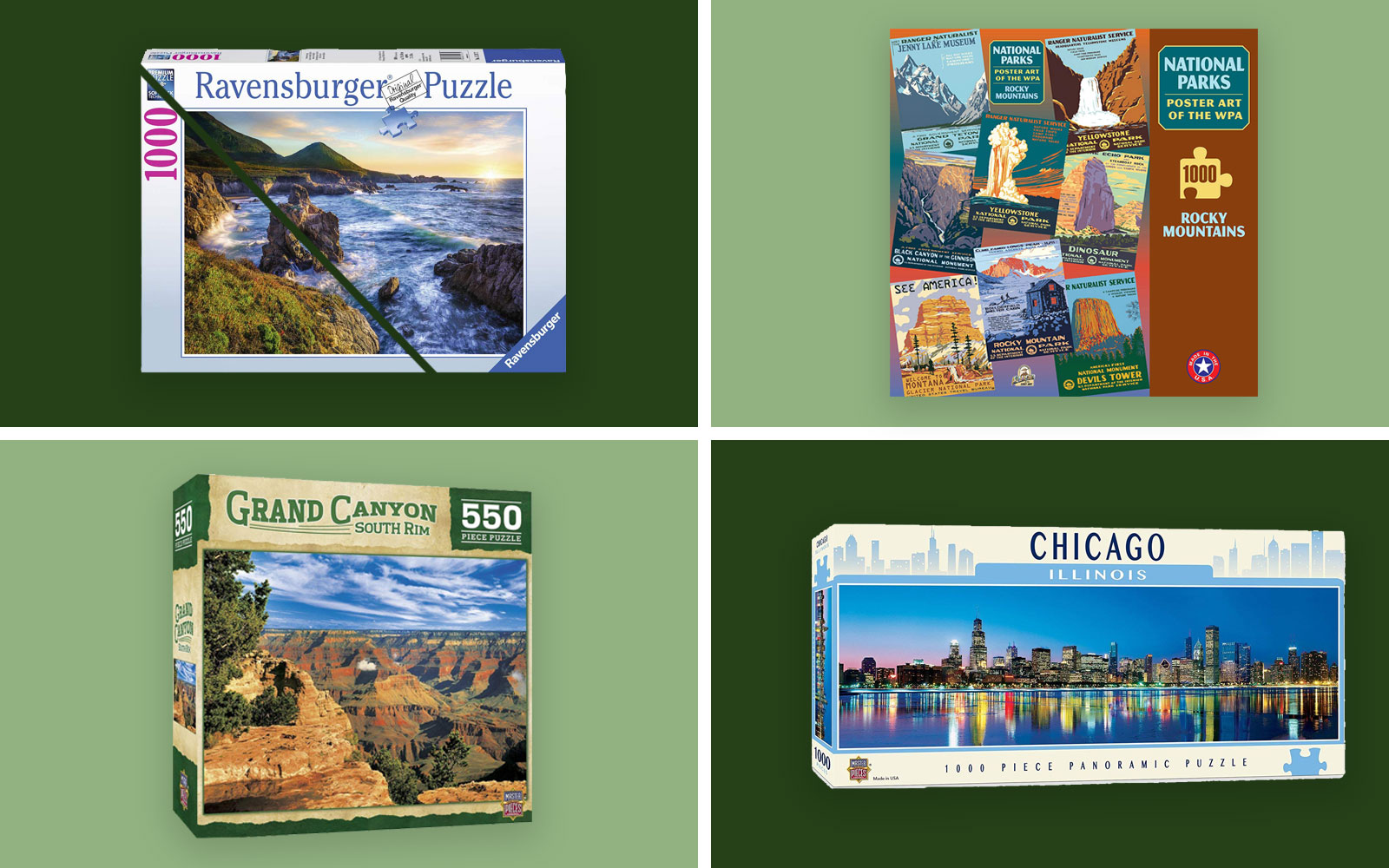 10 Travel Themed Puzzles That Are Perfect For Doing At Home Travel Leisure Travel Leisure