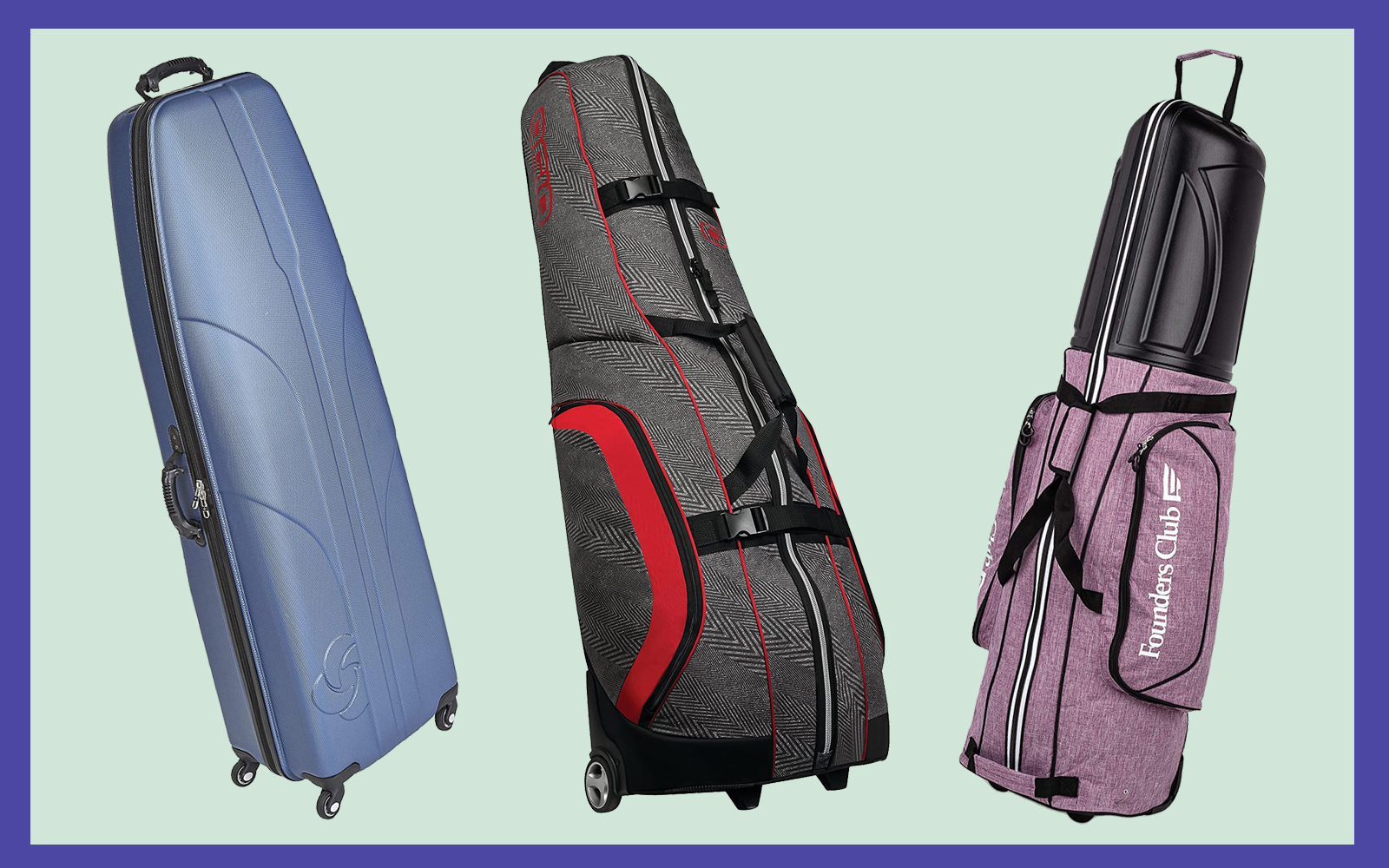 The 7 Best Golf Travel Bags In 2021 According To Reviews Travel Leisure