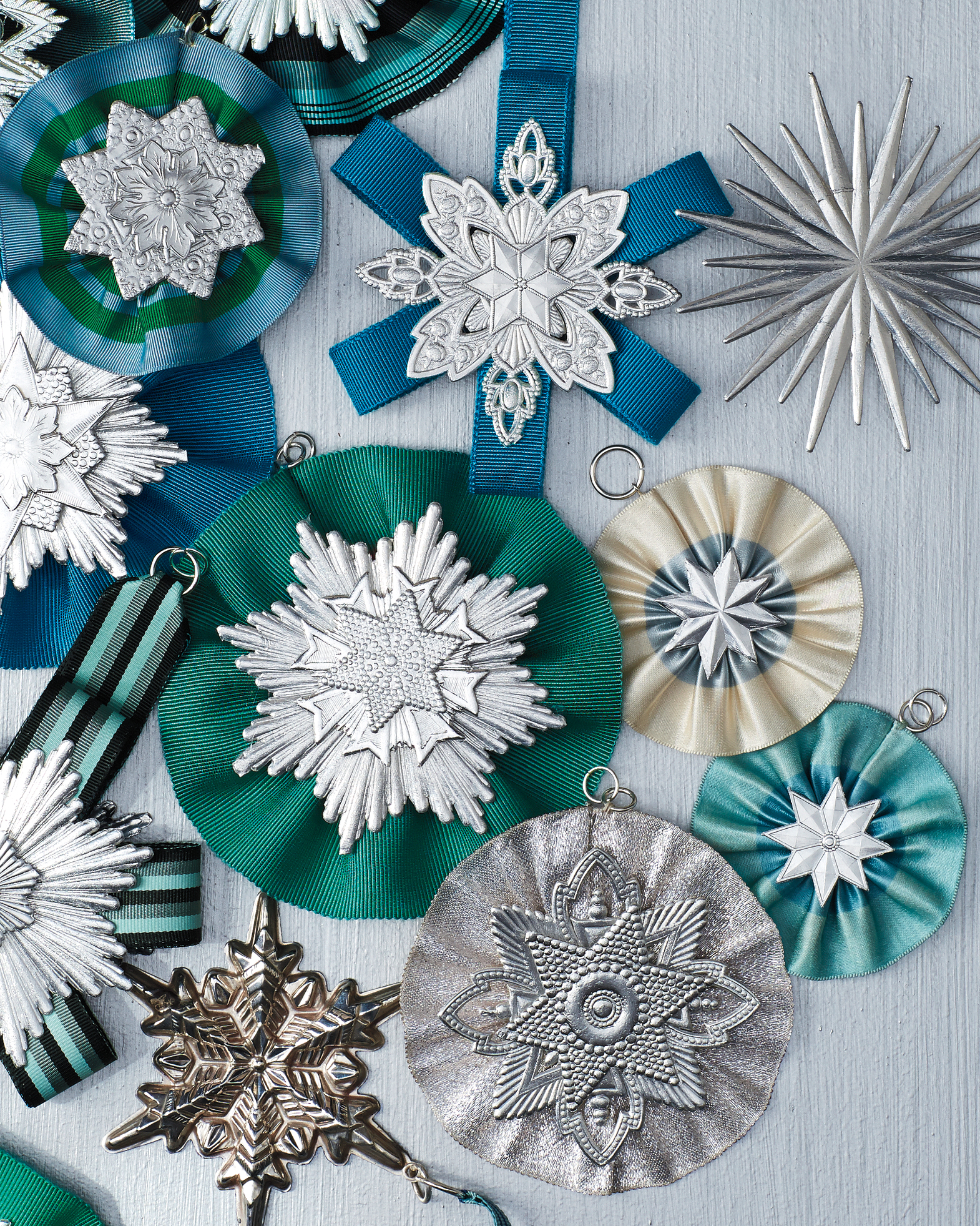 Our Best Diy Christmas Ornaments Martha Stewart