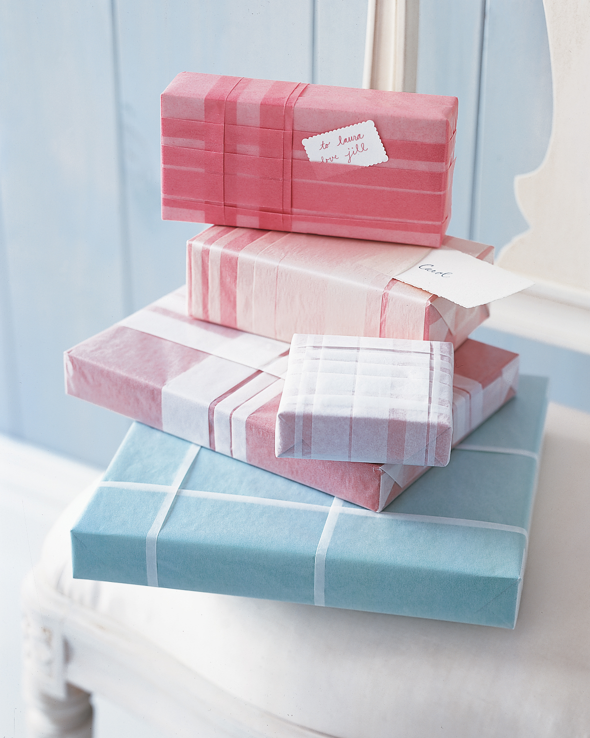 Gift-Wrapping Tips and Techniques