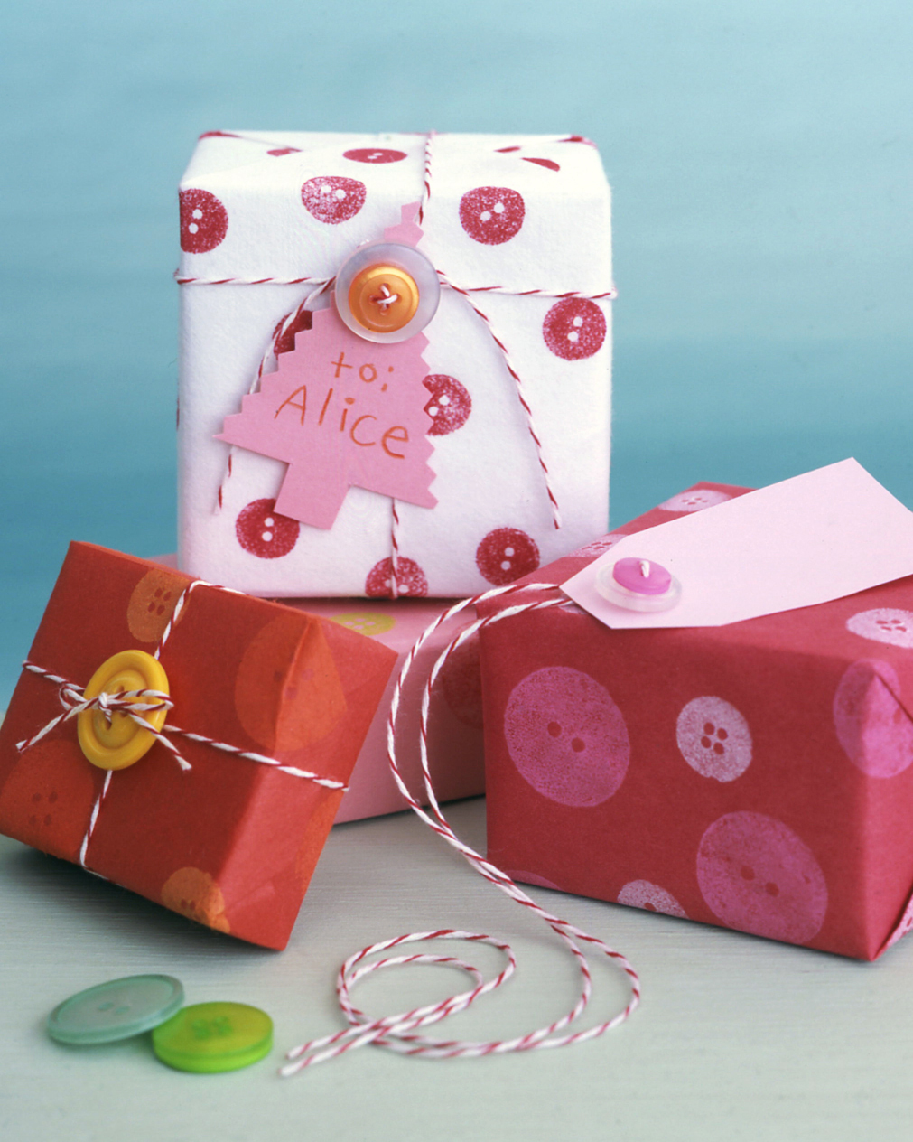 Gift-Wrapping Ideas | Martha Stewart