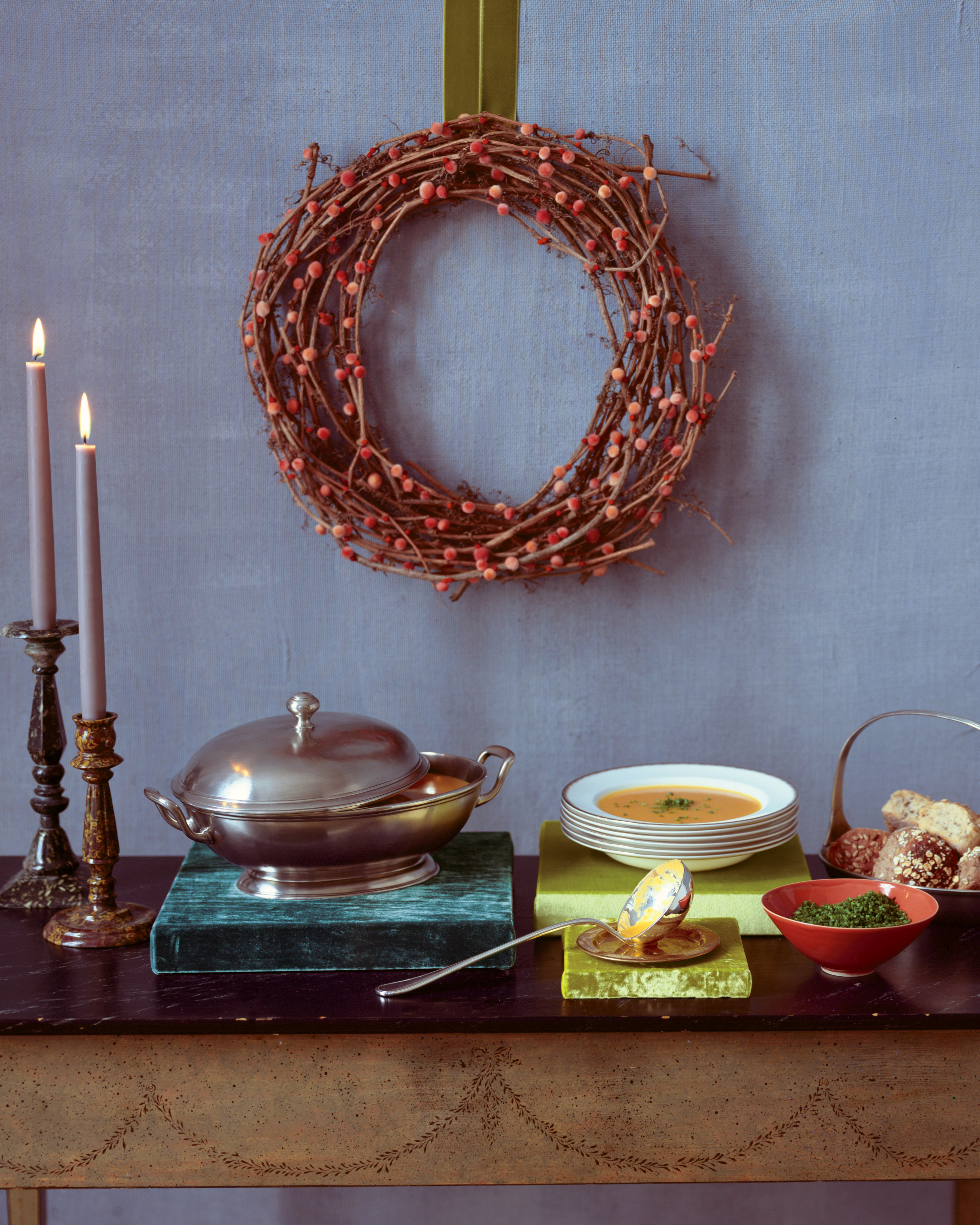 Feel of Fall Tablescape