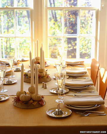 Choosing the Right Place Setting for Your Thanksgiving Meal