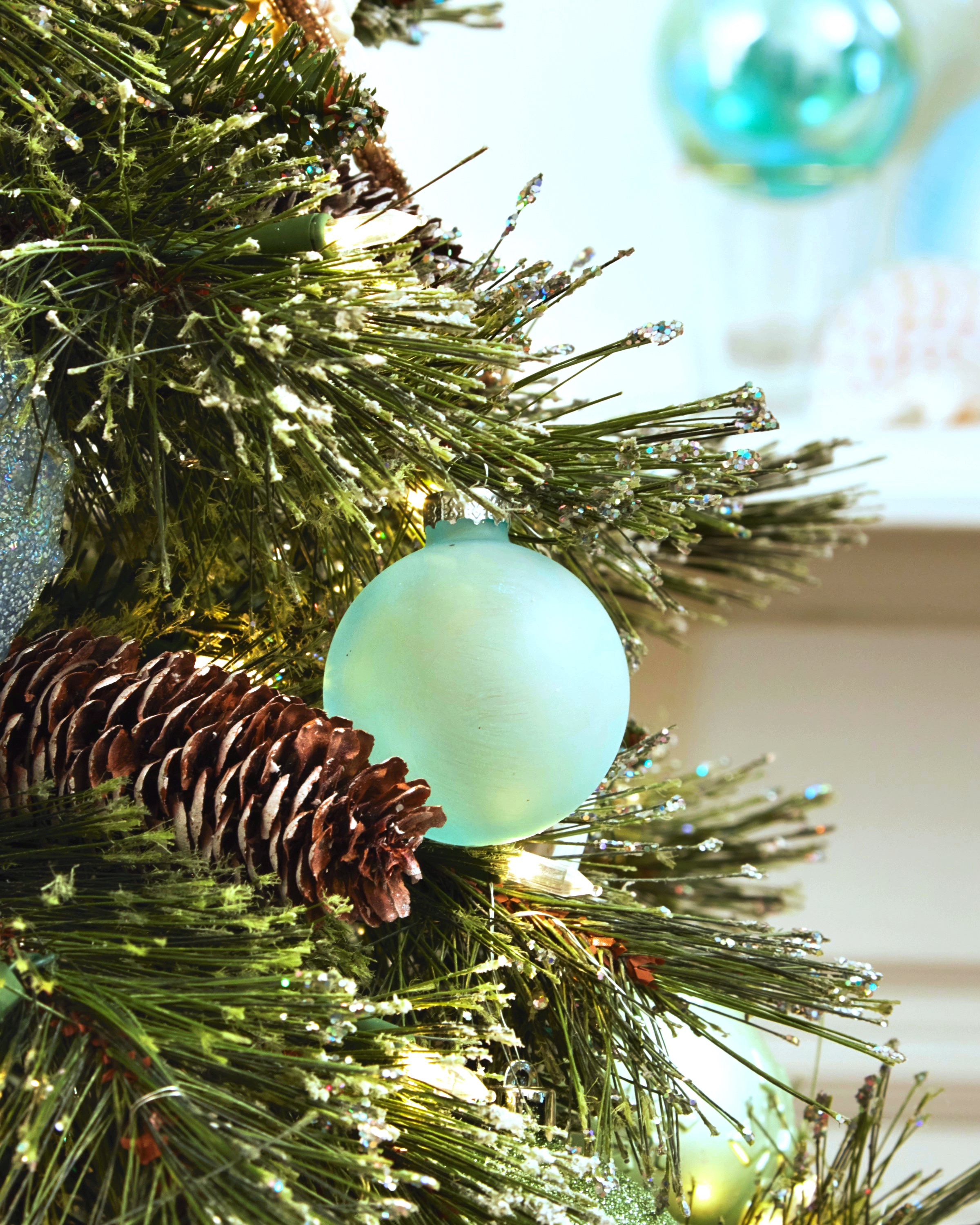 Our Most Memorable Diy Christmas Ornament Projects Martha Stewart