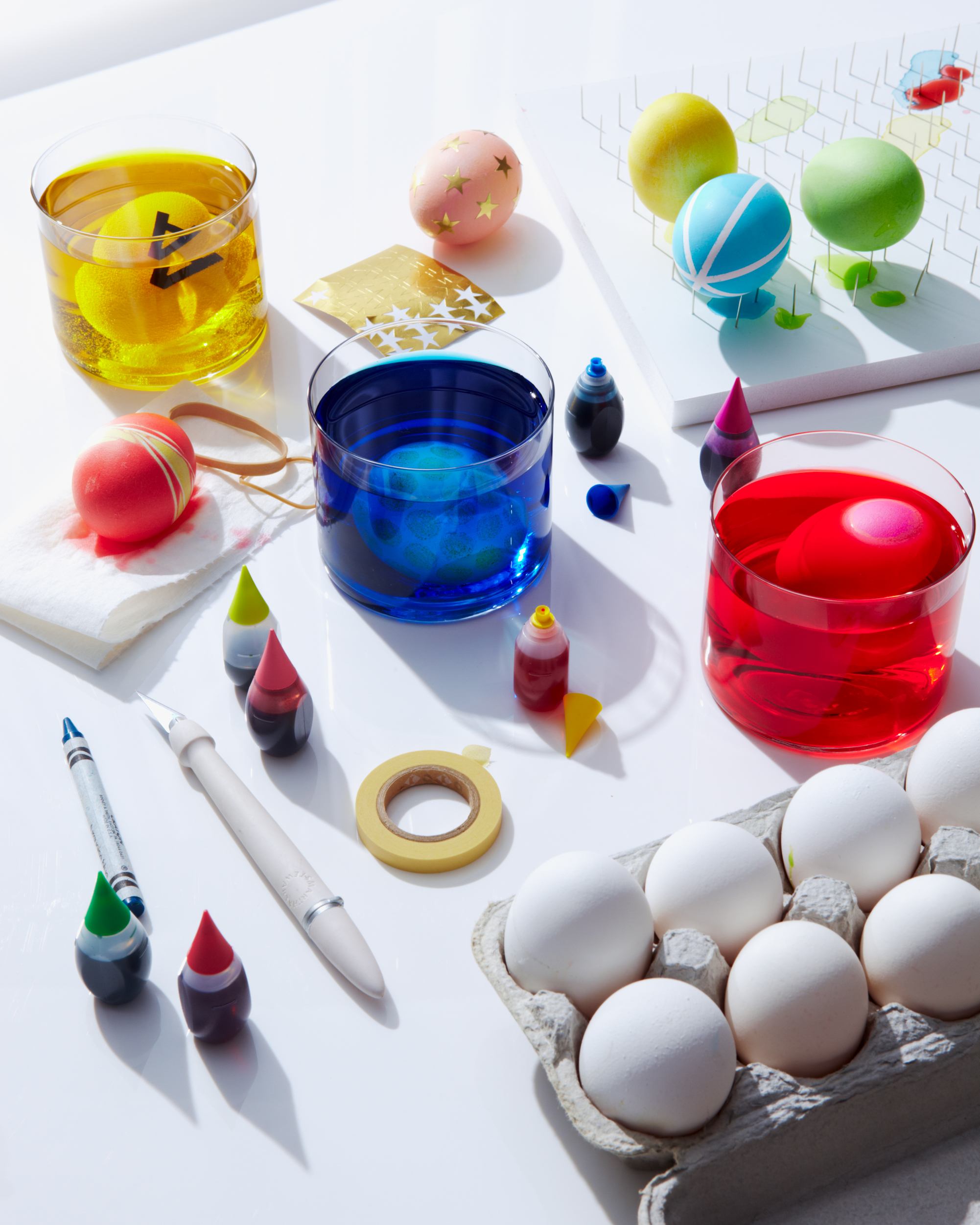 Easter Egg Dyeing 101