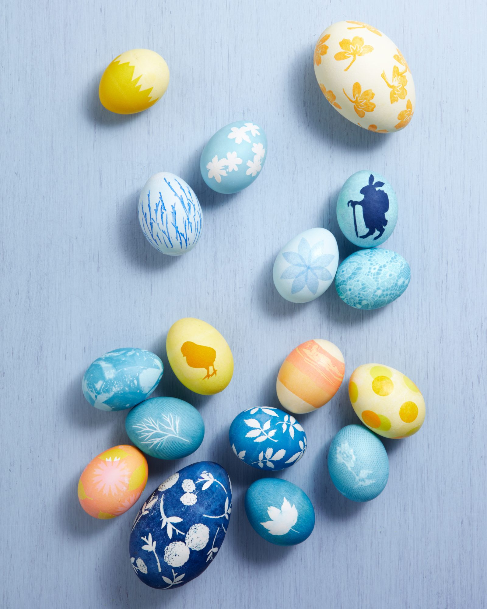 Our Best Easter Egg Decorating Ideas And Designs Martha Stewart