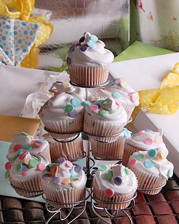 Baby Shower Cupcake Flavor Ideas : Baby Shower Cupcakes