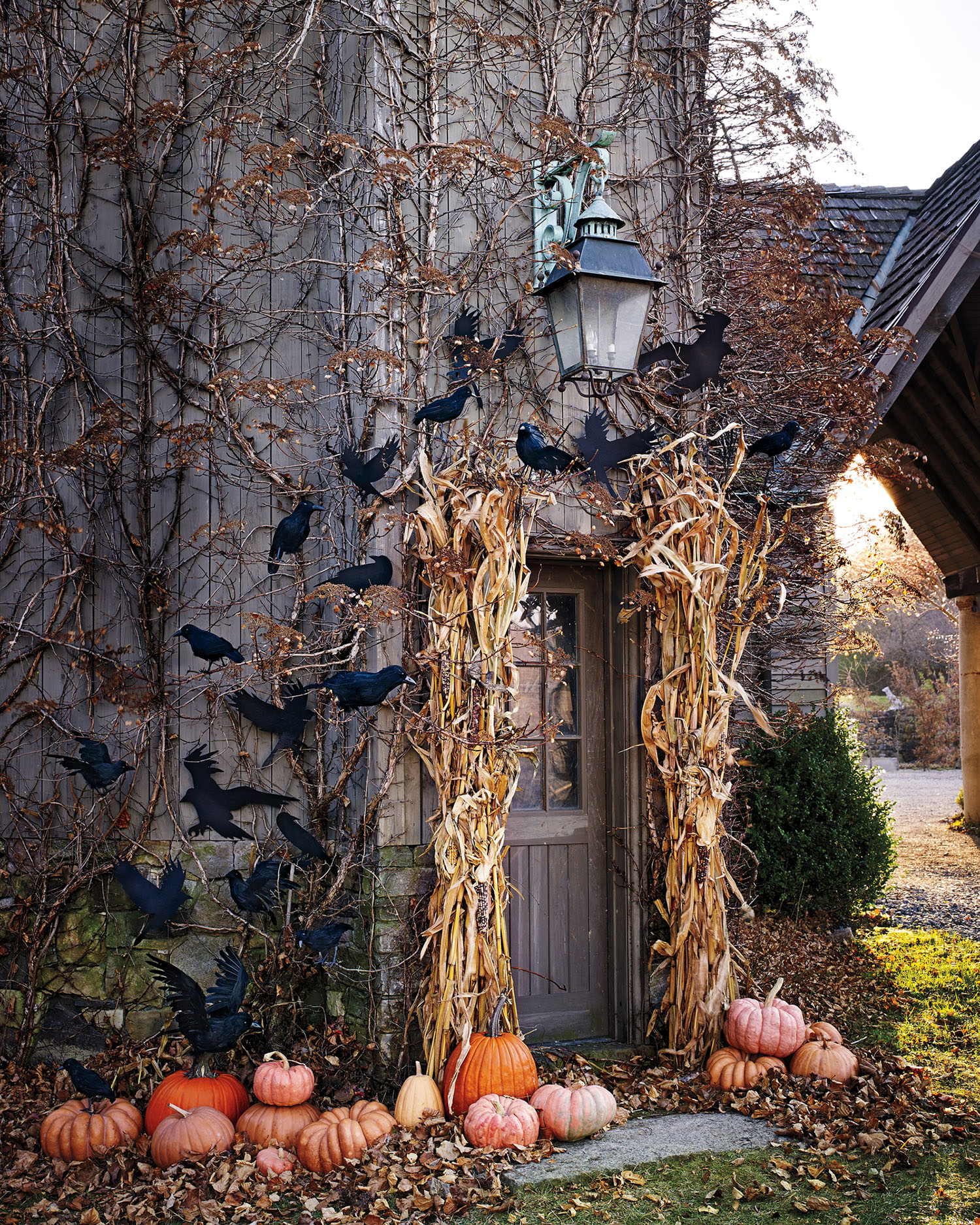 Image of: 25 Of Our Best Outdoor Halloween Decorations Martha Stewart