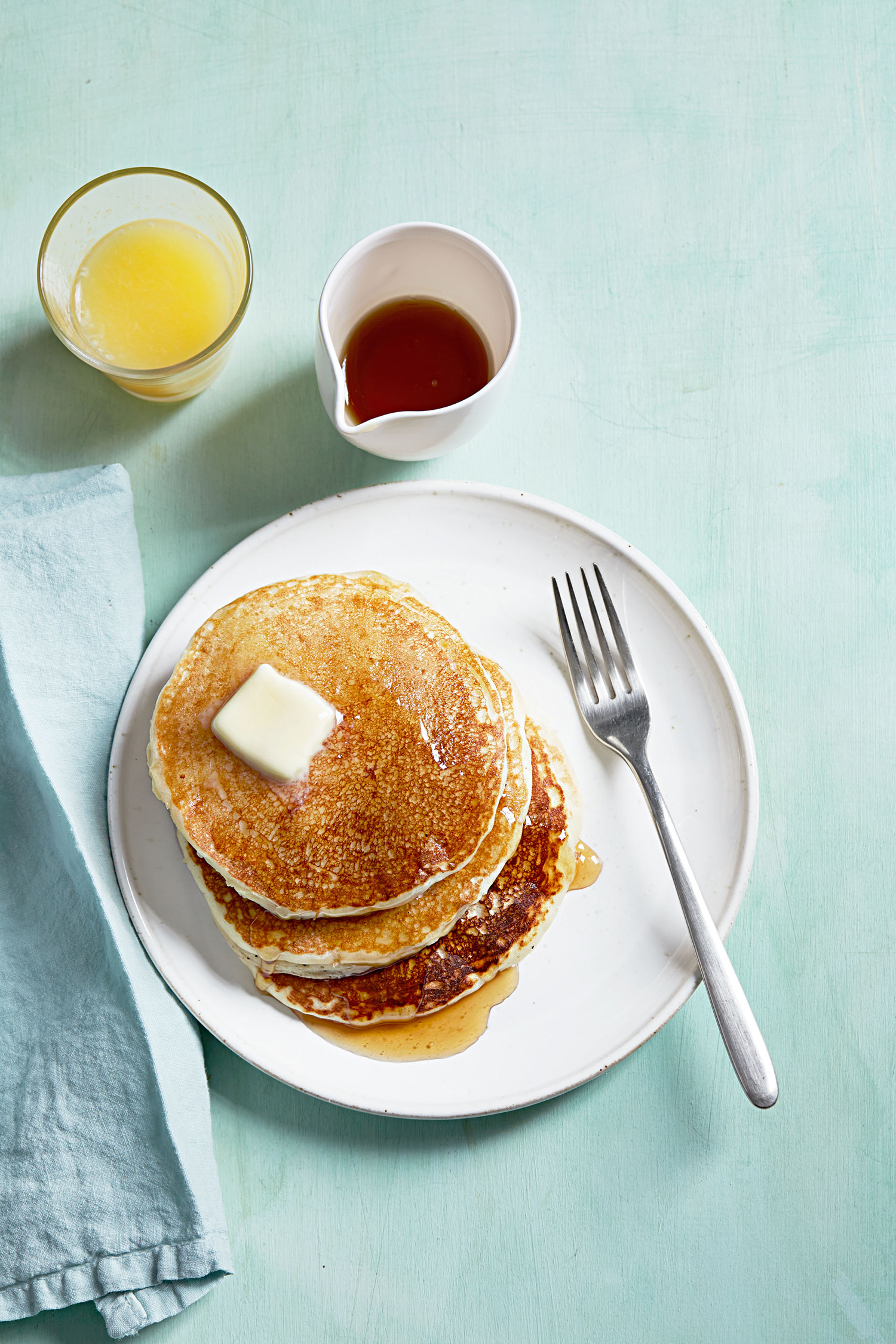 28 Days of Pancake Recipes—They're All Perfect for Brunch!