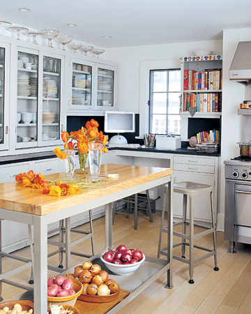Kitchen Cabinets  York on Our Favorite Kitchens   Martha Stewart Home   Garden
