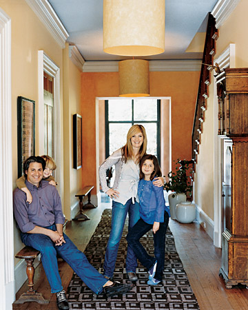 Home Tour: Bold Southern Colonial