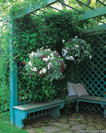 Outdoor Living: Container Garden Ideas - Martha Stewart