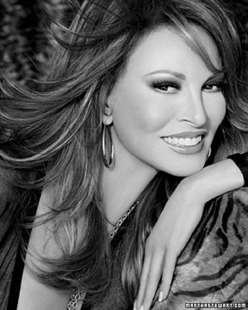 Healthy Living Tips from Raquel Welch