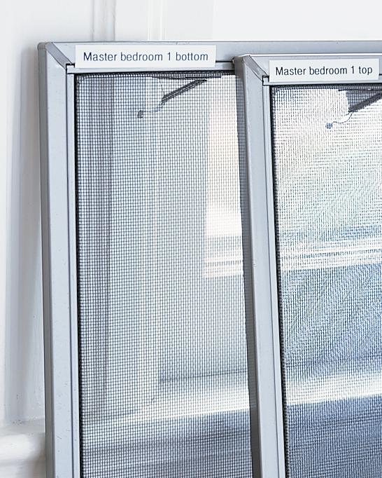 How to Repair Window Screens | Martha Stewart