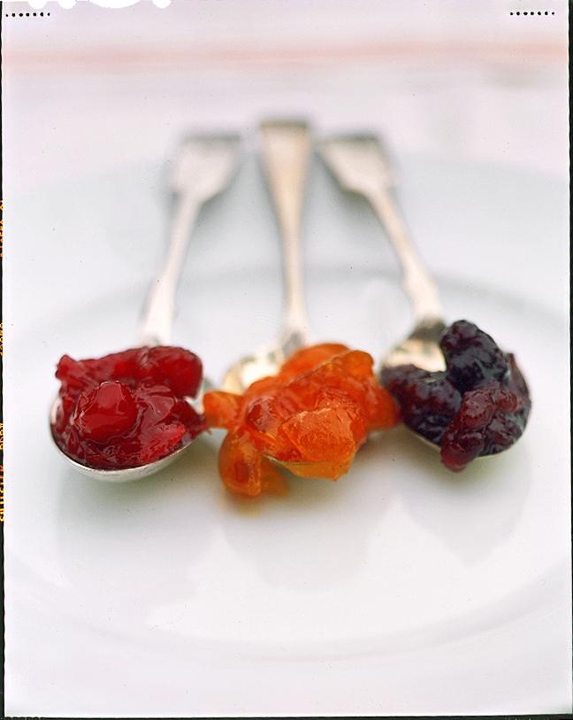 sour cherry preserves
