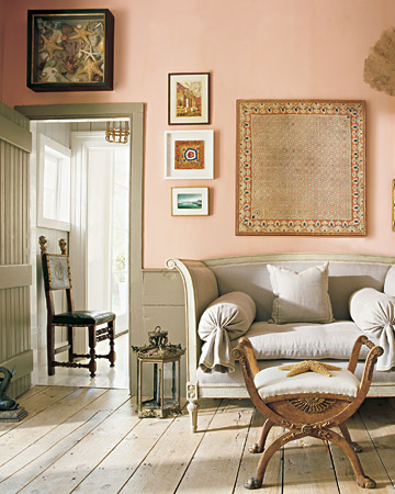Home Tours: Home Tour: American Colonial - Martha Stewart