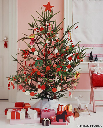 Christmas: Christmas Tree Decorating Ideas - Martha Stewart