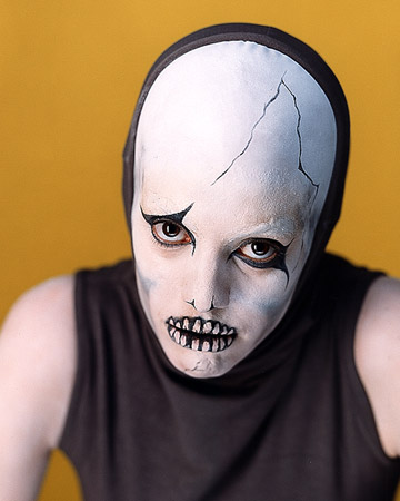 Cool Halloween Skeleton Makeup Ideas