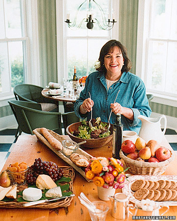 Entertaining is Fun: Soups for Lunch with Ina Garten