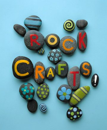 These Rock Crafts Are Made To Inspire Creativity In Kids Martha Stewart