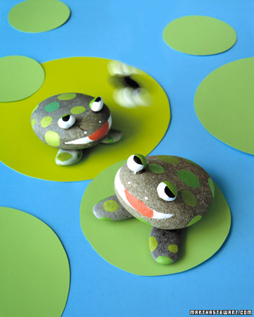 777 inspiracions animals fets de pedra animales hechos for Crafts made from rocks