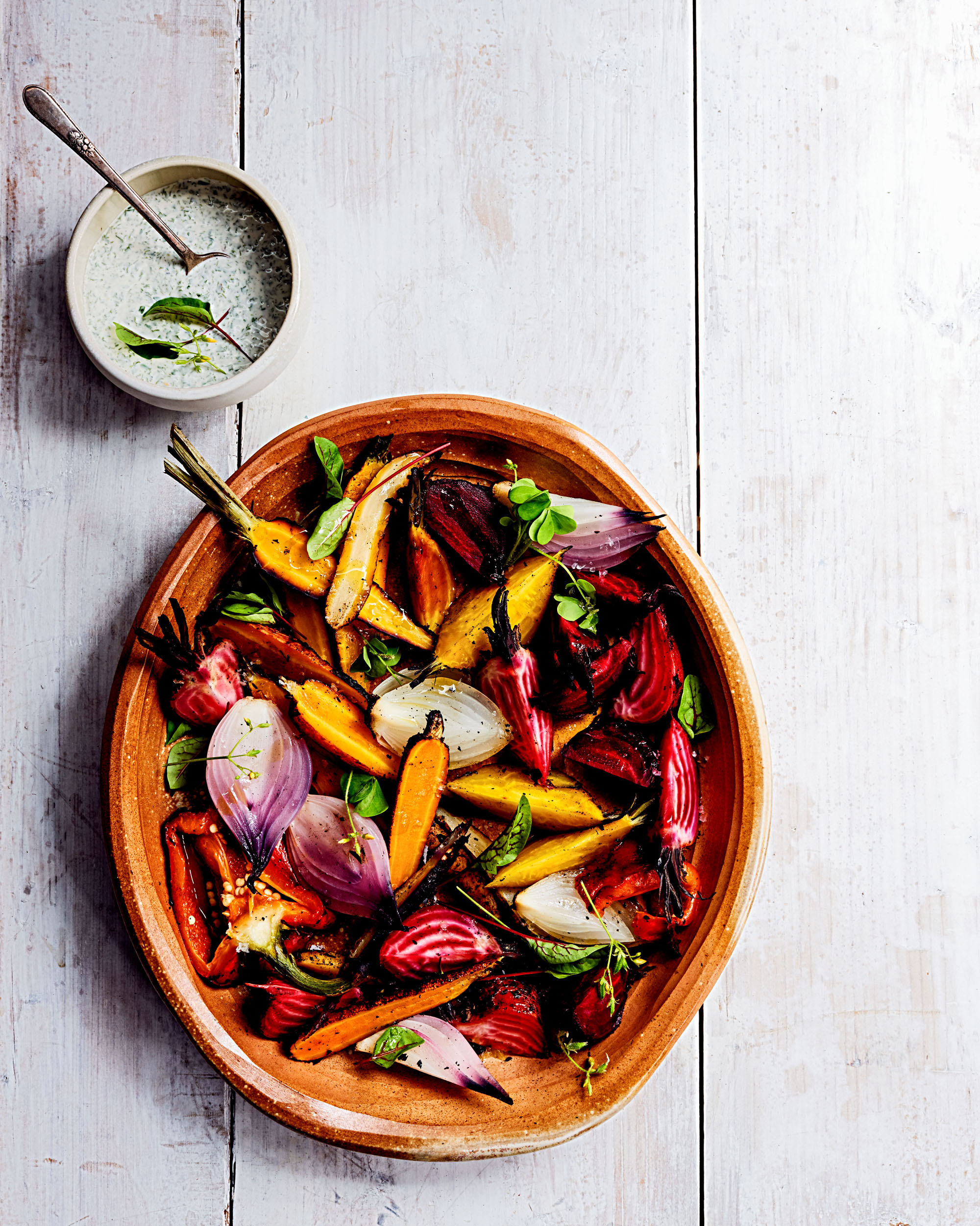 25 Colorful Summer Side Dishes to Make Right Now | Martha