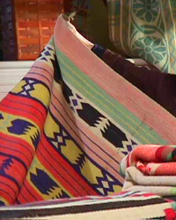 Folding and Caring for a Blanket with Susan