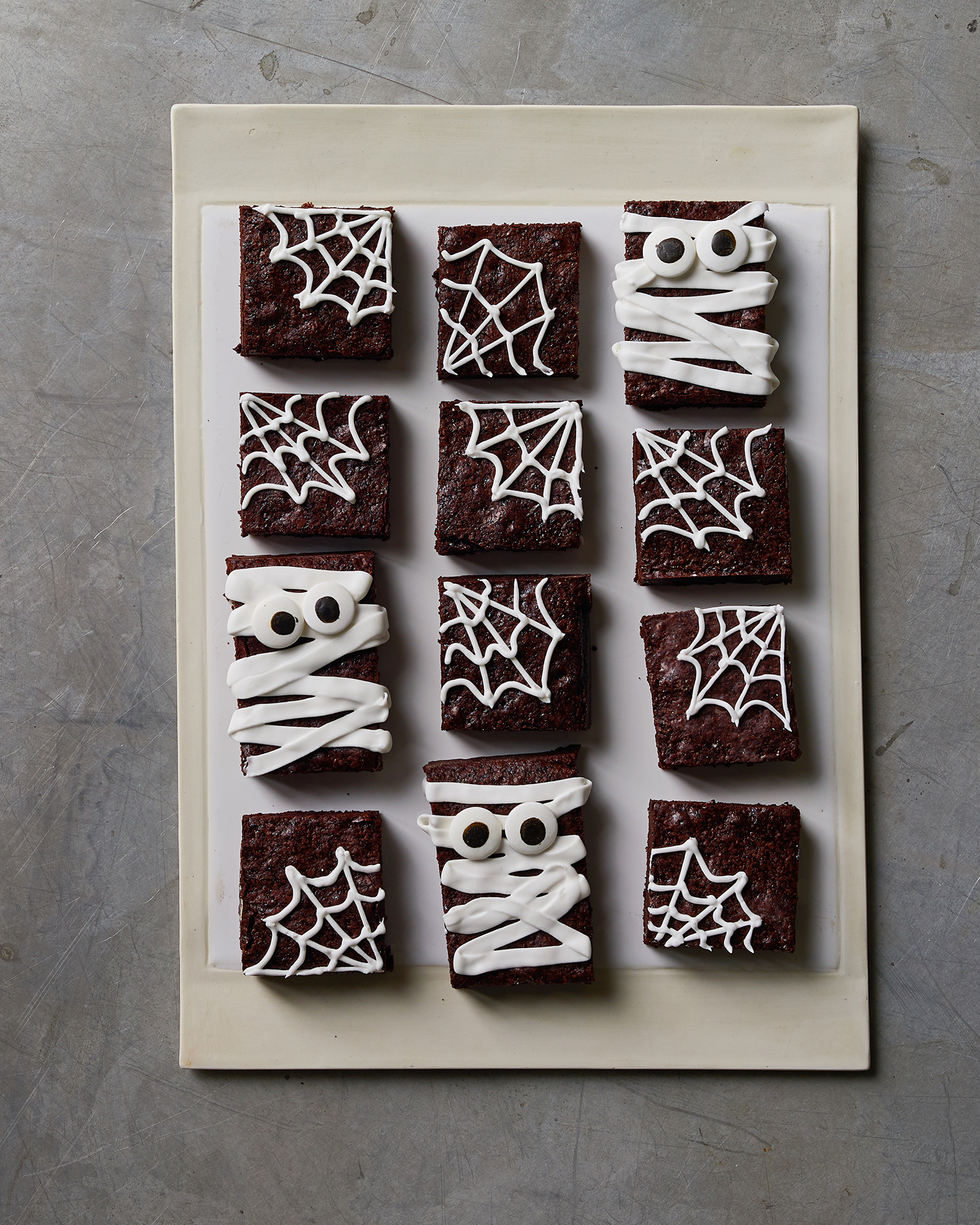 Spooky Recipes for Halloween Brownies, Blondies, and Bars