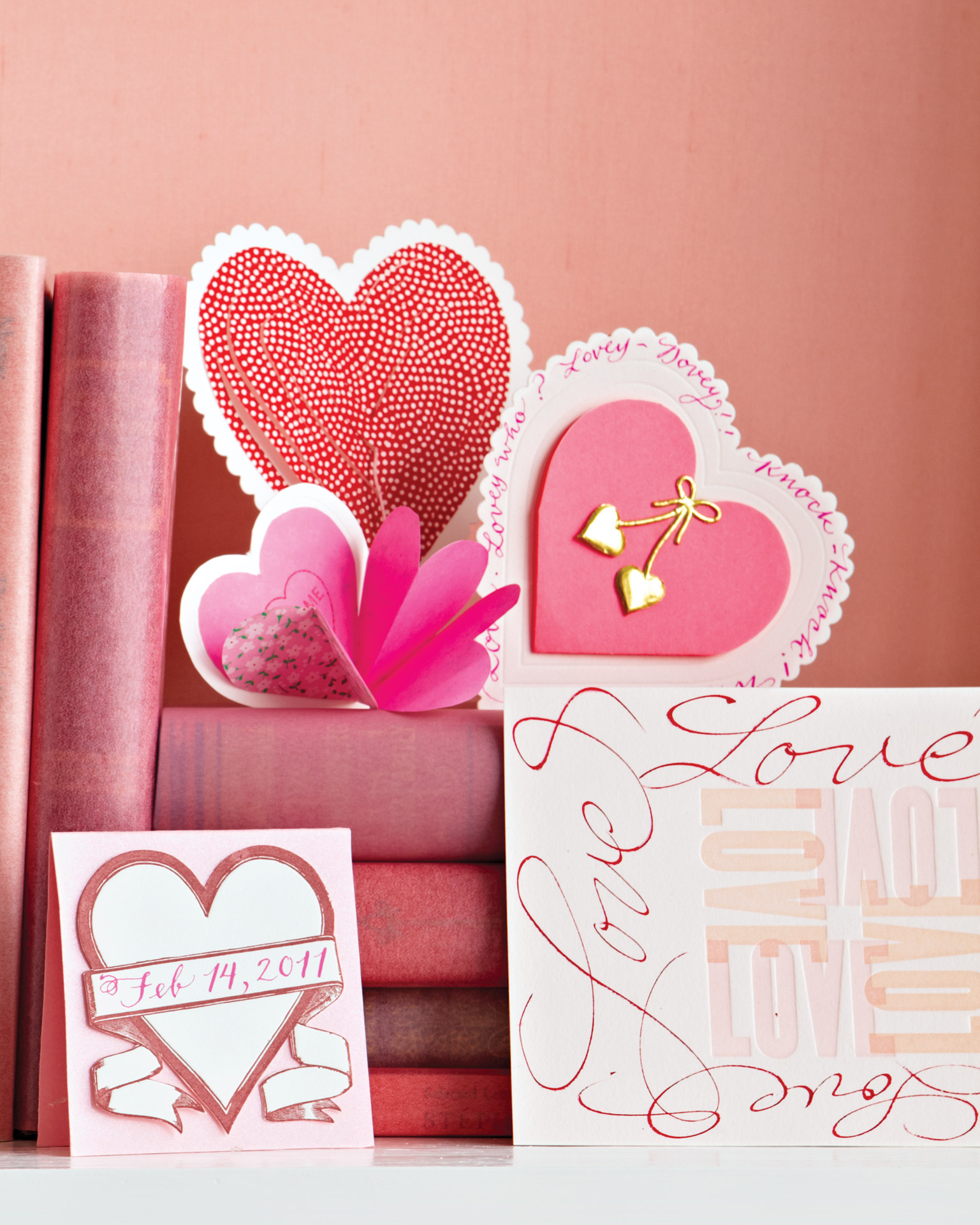 cute hand made valentines day - HD 1537×1921