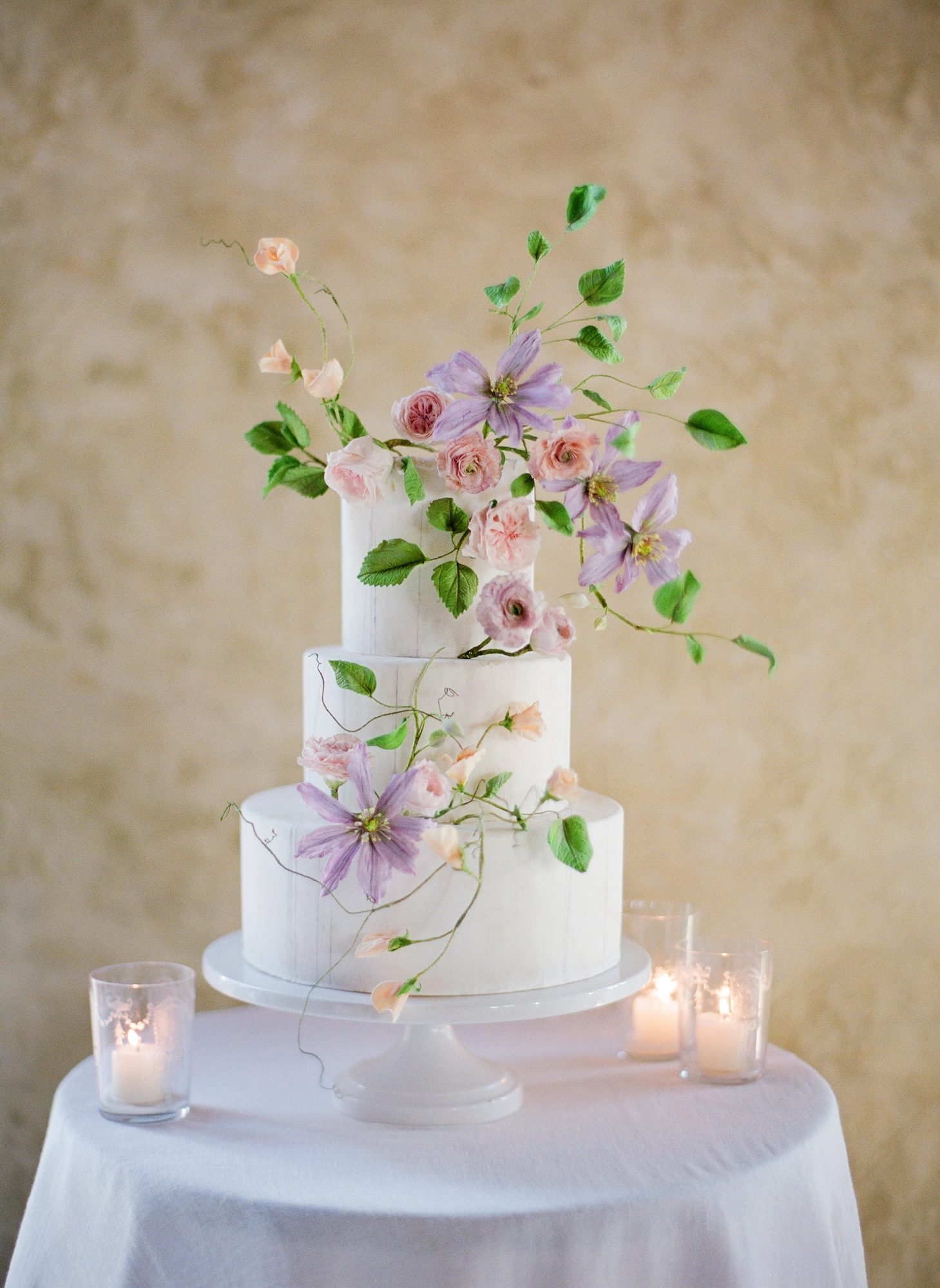 32 Pastel Wedding Cakes You Have To See Martha Stewart