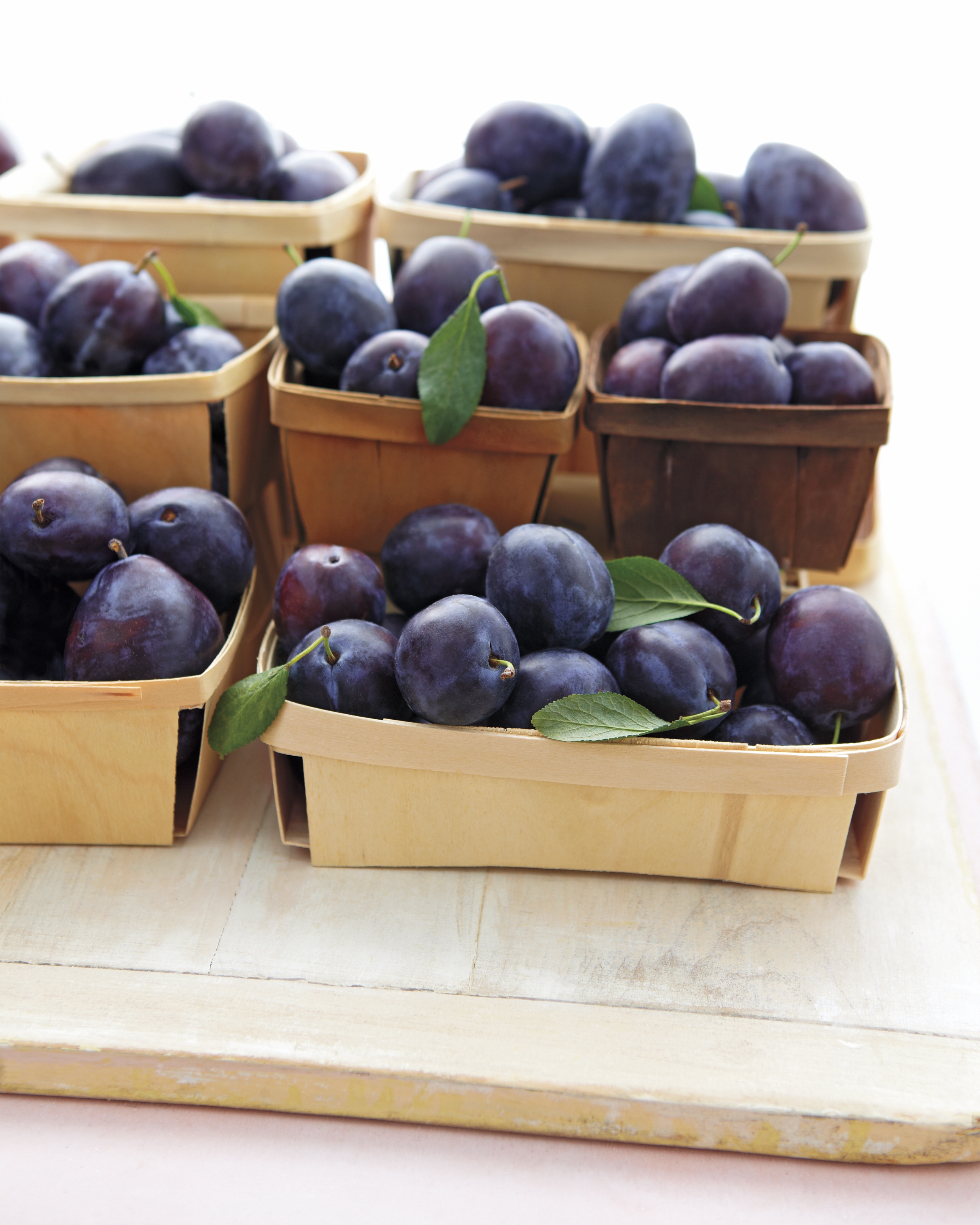 Farm-Stand Find: Italian Prune Plums