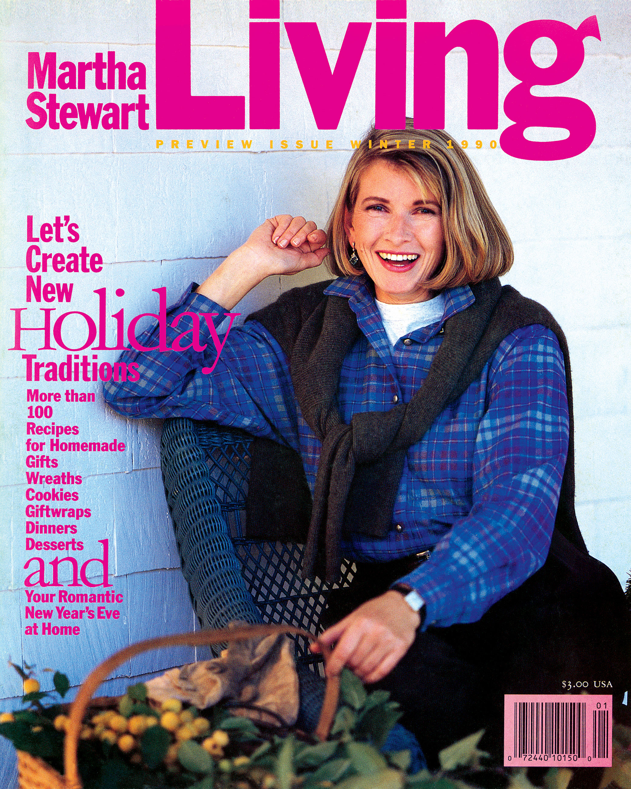 20 Years of Christmas with Martha Stewart Living