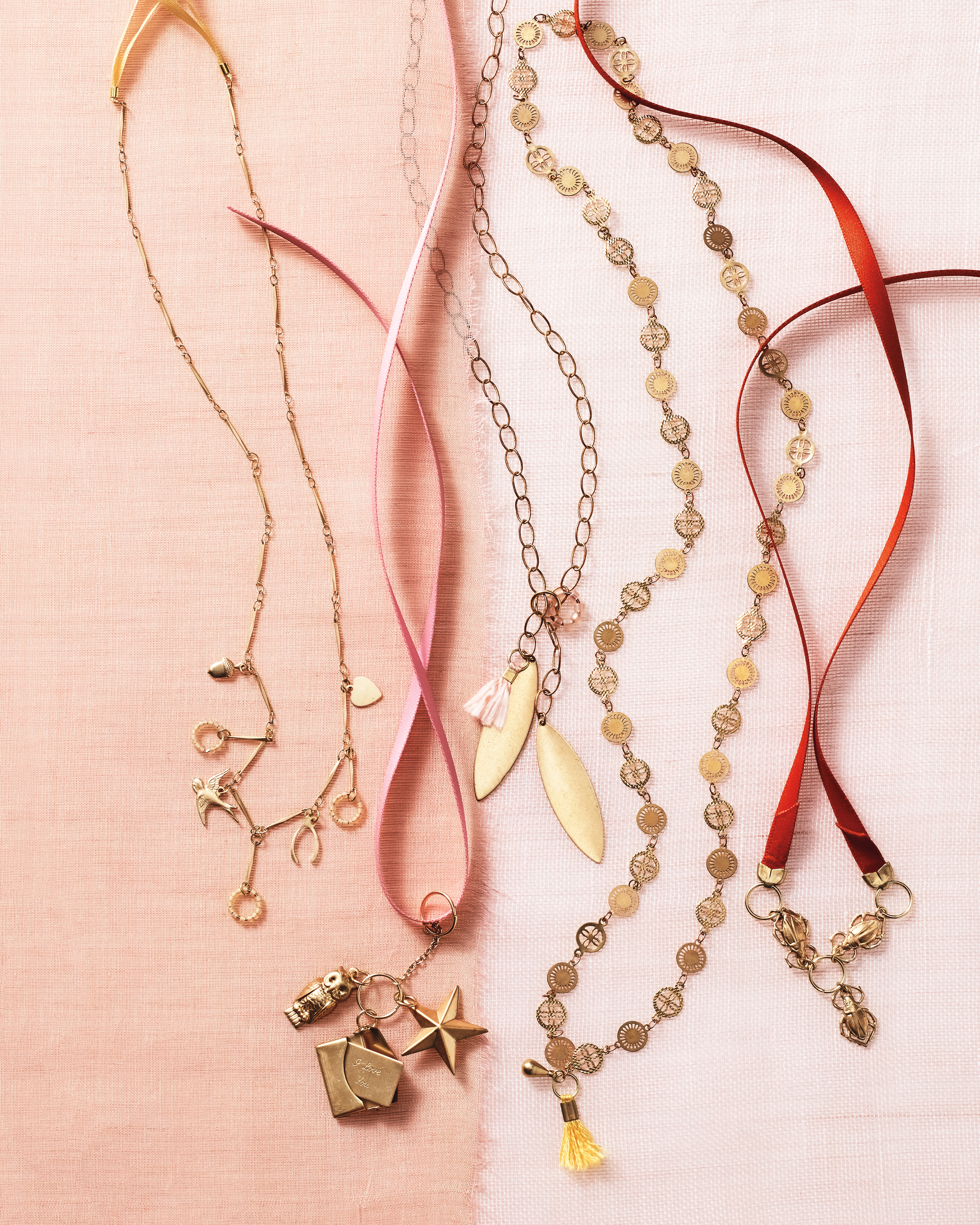 f3be742b1 30 Handmade Necklaces That Make a Stunning First Impression | Martha ...