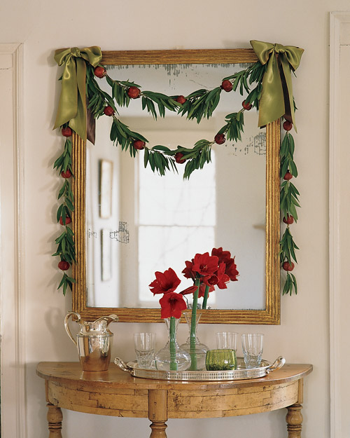 Make Your Own Christmas Garlands