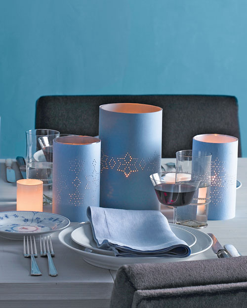 How to Set the Table for Hanukkah