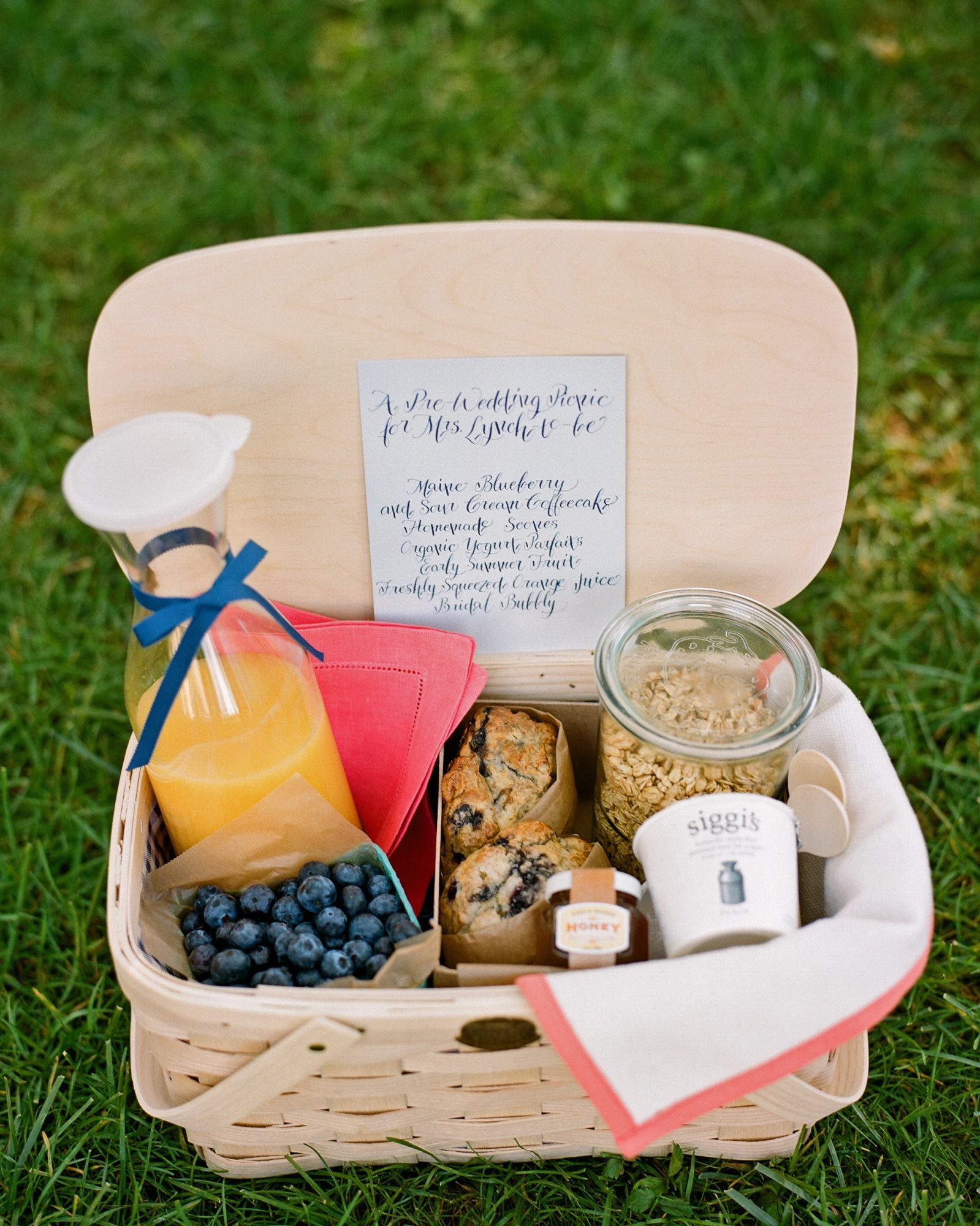 Picnic Inspired Wedding Ideas Martha Stewart