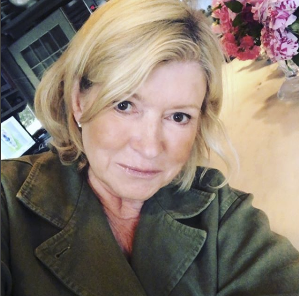 She Looks #Flawless | Martha Stewart