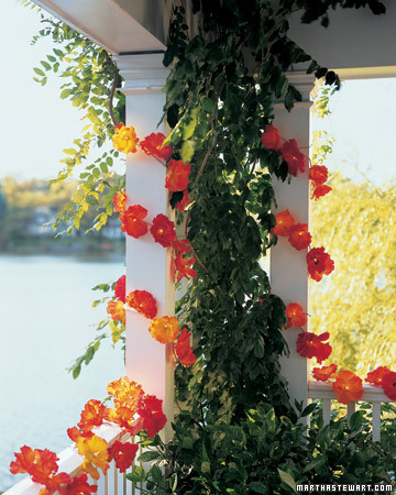 Party Themes and Ideas: Outdoor Party Decorations - Martha Stewart