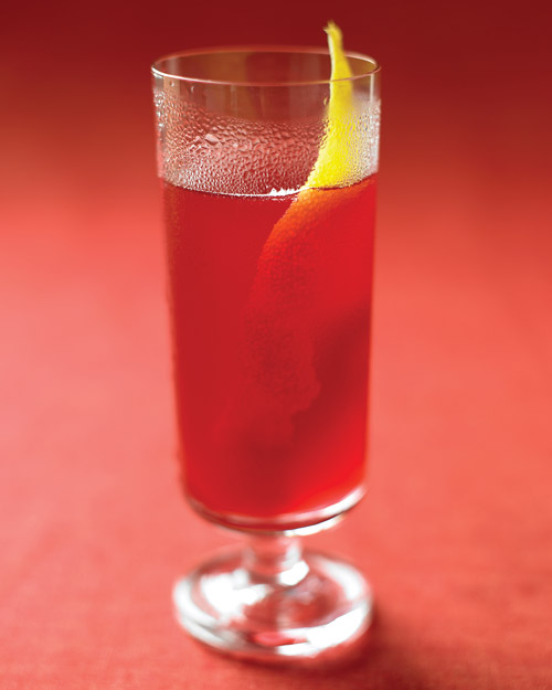 black currant cider destination wedding mocktail