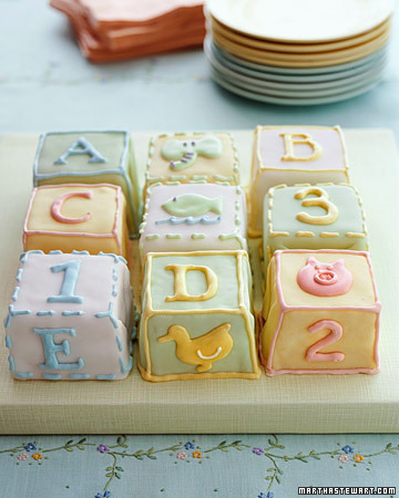 Baby Shower Ideas - Martha Stewart Entertaining