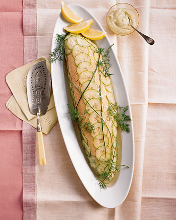 Seafood Recipes for Entertaining