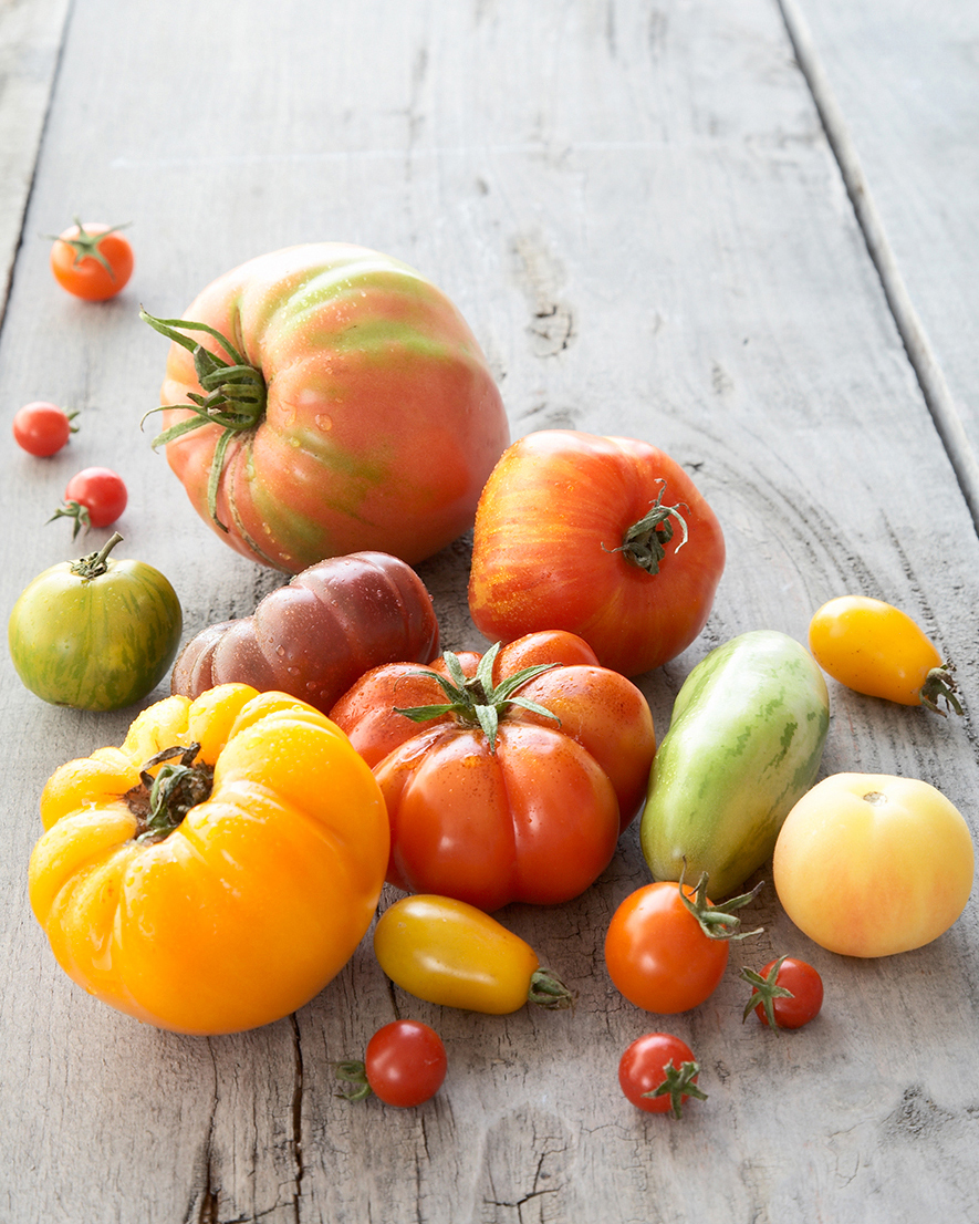 15 Recipes to Make the Most of Juicy Heirloom Tomatoes