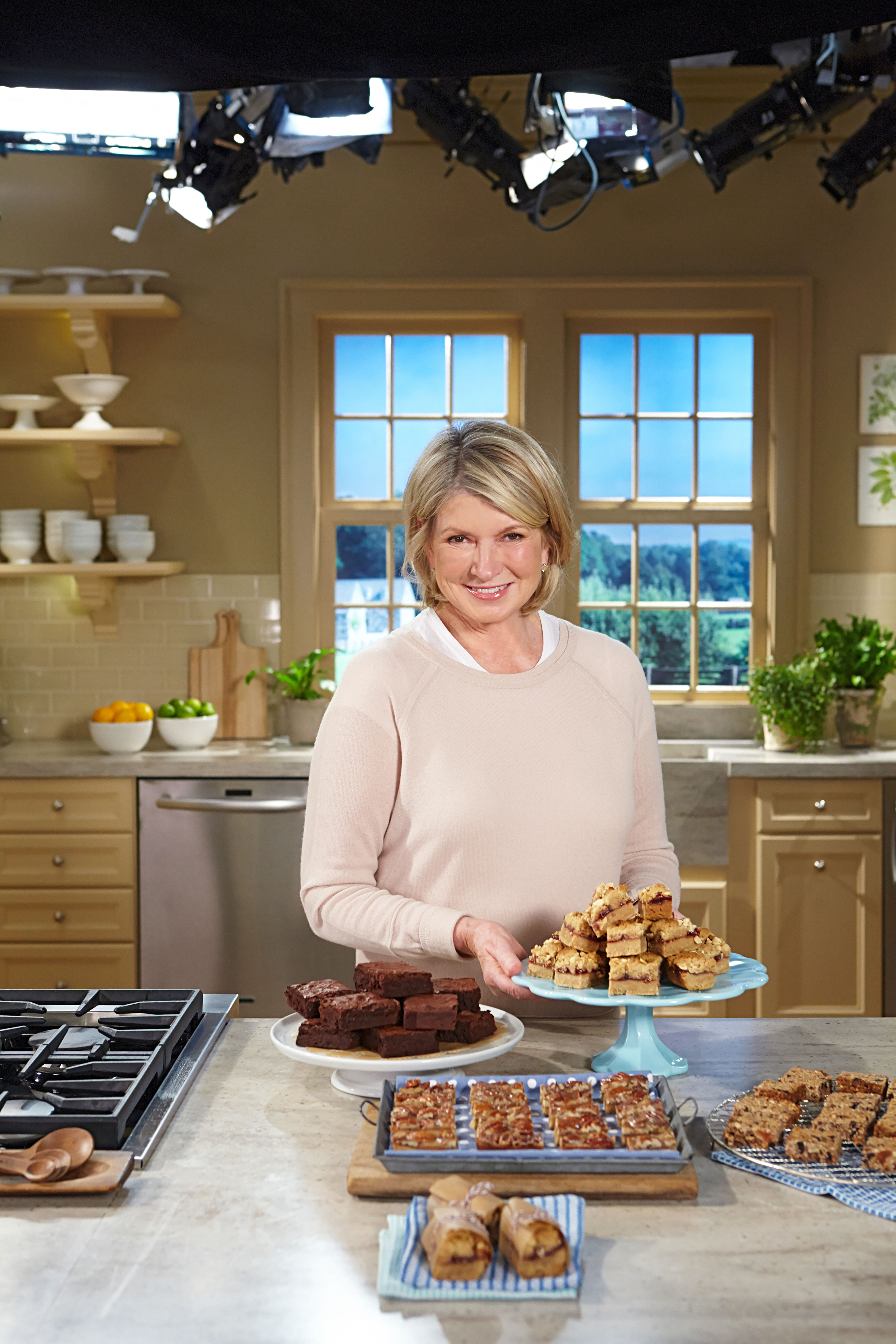 Martha Stewart's Absolute Favorite Dessert Recipes