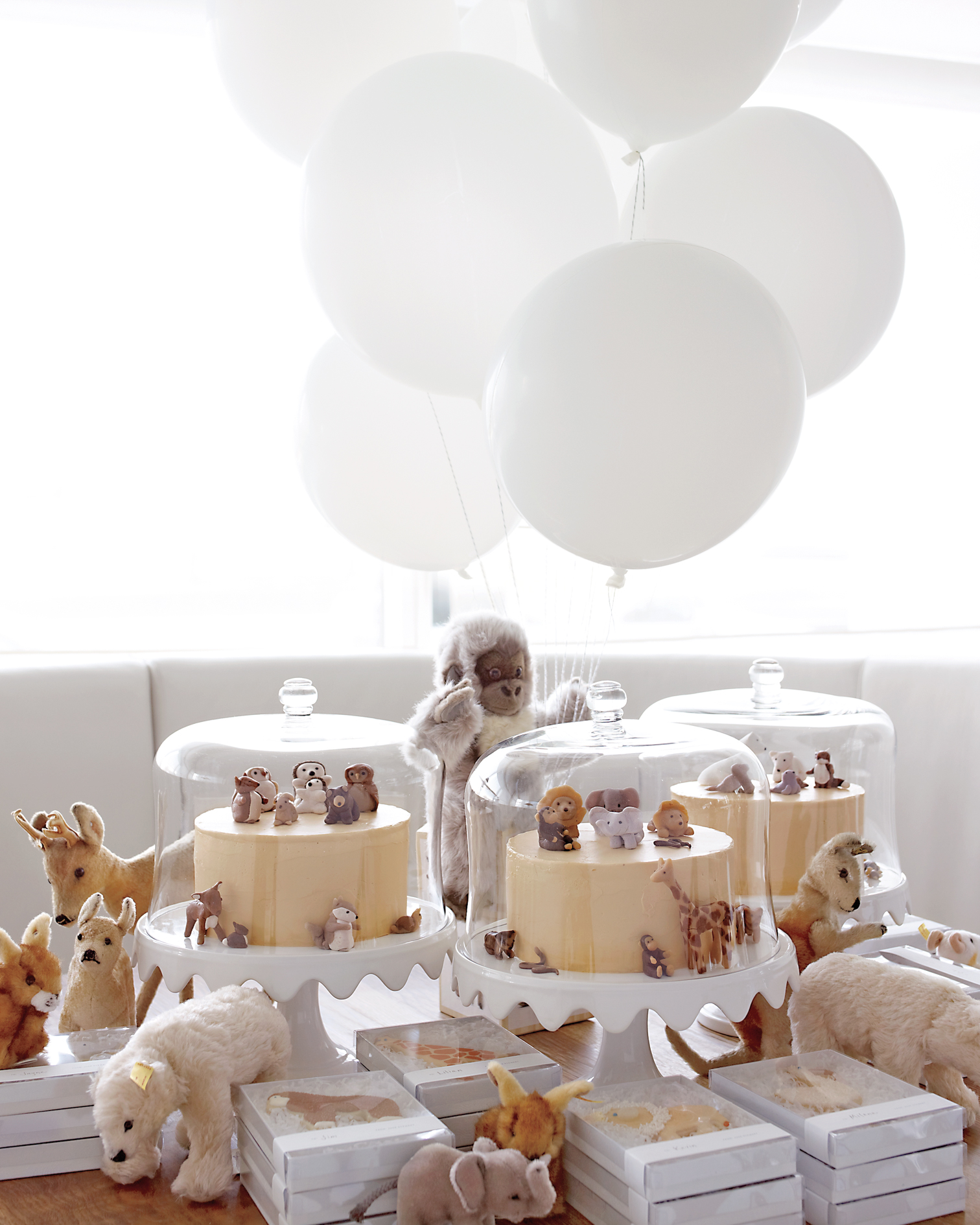 Jude's First Birthday Party