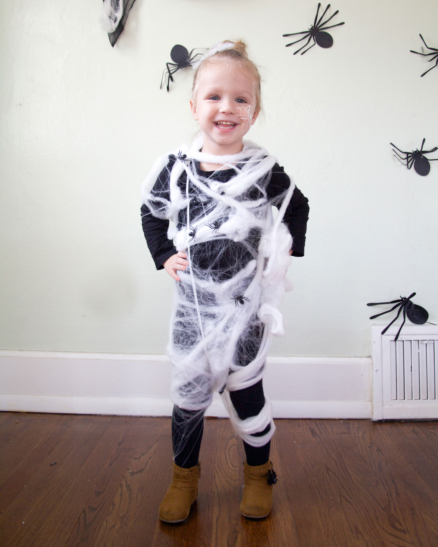 Try One of Our Last-Minute Halloween Costumes for Kids