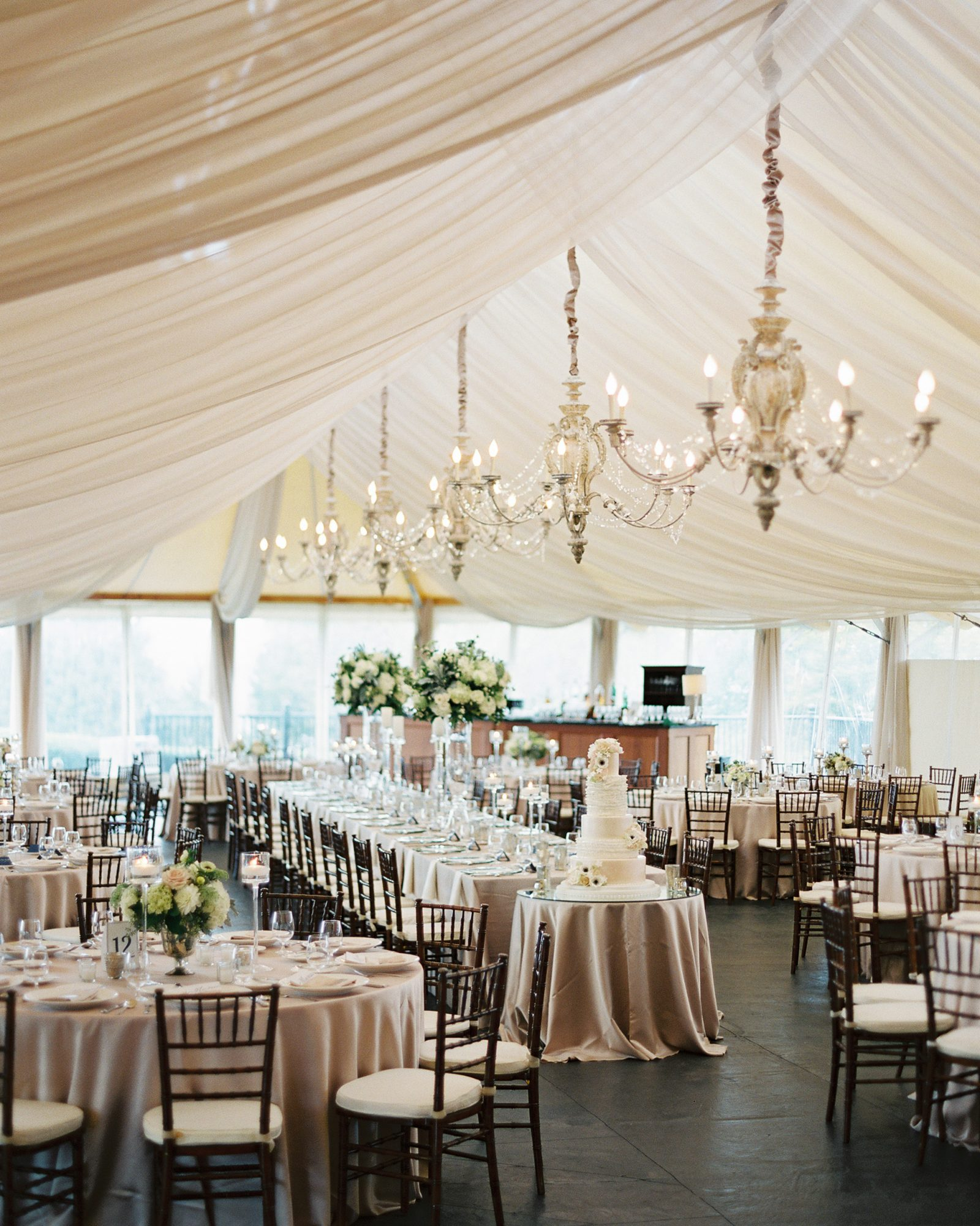 Everything You Need to Know About Renting a Wedding Tent  Martha