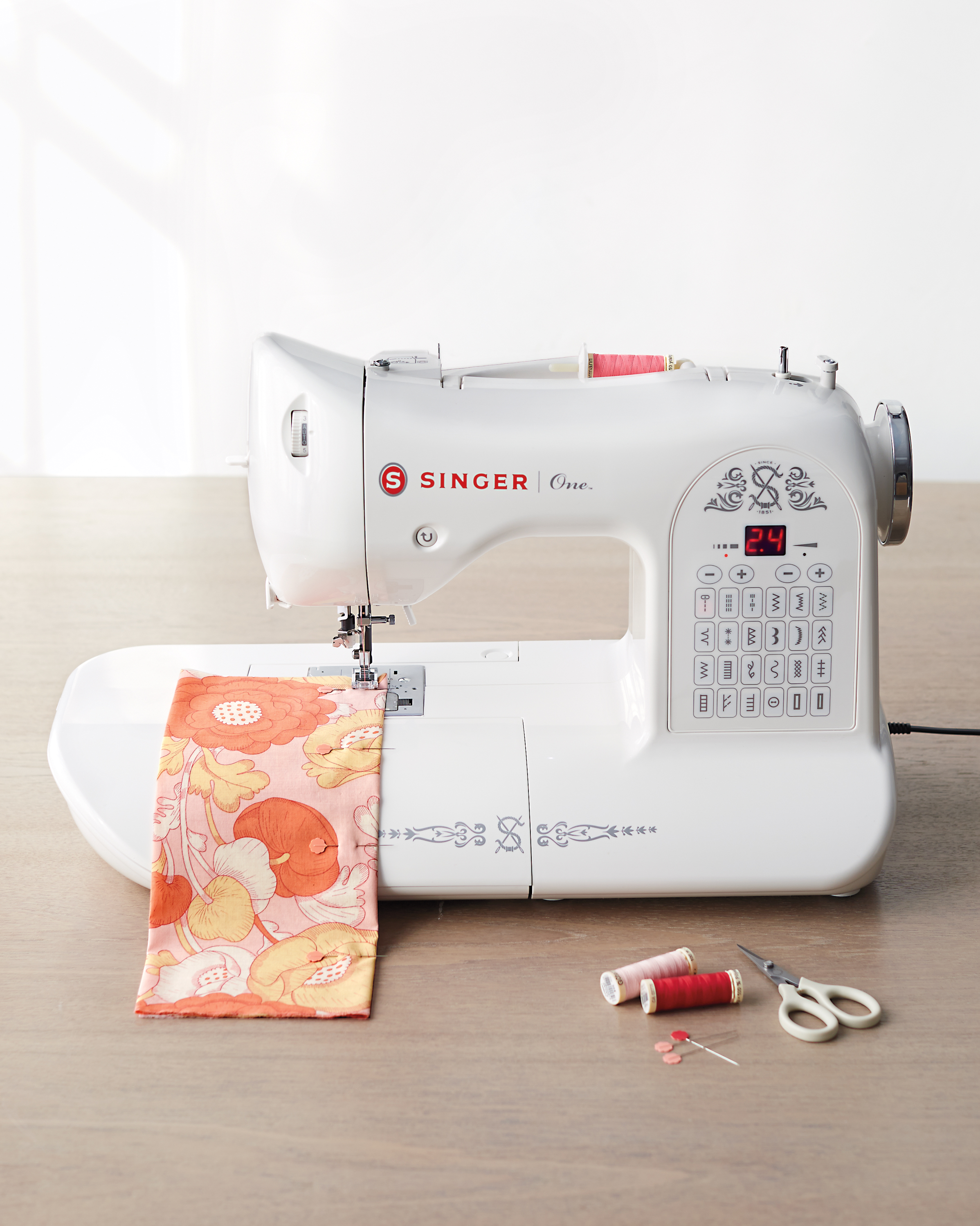 3 Common Sewing Machine Problems And How To Fix Them Martha Stewart